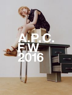 A.P.C. Laura Hagested & Benno Bulang by Coco... - Revorish.com