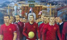 Manchester United Legends, Manchester United Players, Man United, Real Madrid And Barcelona, Bobby Charlton, Manchester City Centre, Eric Cantona, Man Utd News, Sports