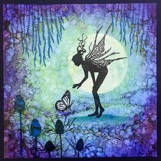 Image result for lavinia fairy stamped cards