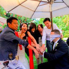 I love this game. #sanfranciscoweddingphotographers #weddings #bayareaweddingpros