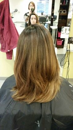 Heavy Balayage / Ombre' by Ashley Bean