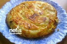 15 Dakikada Nefis Börek (Su Böreği Tadında) Tarifi