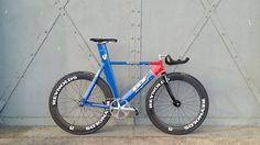 1997 Tiemeyer built GT USA Track - Pedal Room