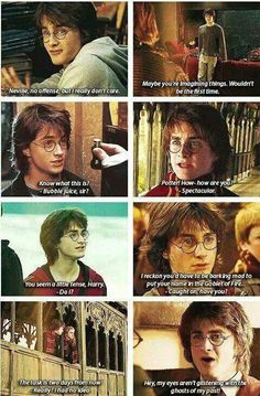 Sassy Harry - The Goblet of Fire