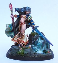 Alastriel by AnneCooper, basing