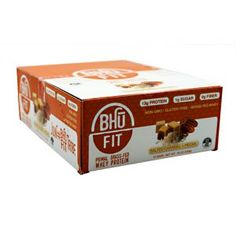 BHU Foods BHU Fit Primal Protein Salted Caramel Pecan – 12 bars- 19 oz http://www.wellnessmedicineshop.com/product/bhu-foods-bhu-fit-primal-protein-salted-caramel-pecan-12-bars-19-oz-539g/ #fitness #health #gym