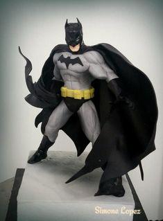I'm Batman by simonelopezartist