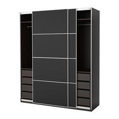 PAX Gardrób - puhán záró készülék - IKEA