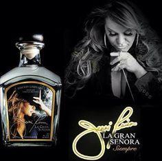 La Gran Senòra Jenni Rivera Tequila ❤