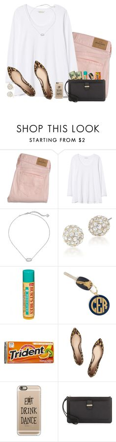 """""""like if you love zac efron"""" by madiweeksss ❤ liked on Polyvore featuring Rebecca Taylor, Kendra Scott, Carolee, Burt's Bees, Hartford, Tory Burch, Casetify and Kate Spade"""