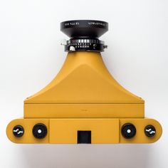 3D Hubs recently received an application for their Student Grant from Paul Kohlhaussen a student at Richmond, thanks to 3D printing, Paul was able to combine expensive and discontinued cameras into one new device: The PK-6142016, also known as the Cycloptic Mustard Monster.