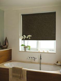 Bathroom Design Ideas On Pinterest Roller Blinds Roman