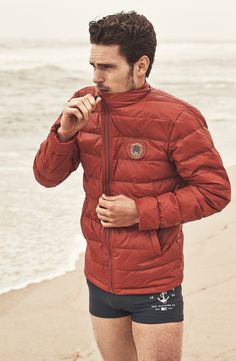 Lexington Spring 2015 Men's Collection.  http://www.lexingtoncompany.com/men/jackets-and-outerwear/matt-lt-down-jacket-scarlet-red