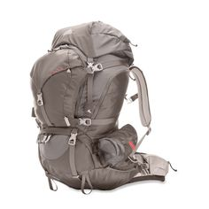 Take $180 Off! Go forth and trek with the Deva 60 from Gregory. Built with 210D Double Diamond ripstop, this 58 liter bag is ready to take on the load and keep out the elements (even the zippered have a durable water repellent coating). The fit is uncanny—the women specific Response AFS Suspension married with 3D pre-curved Auto-Cant harness and Auto-fit waistbelt distribute weight evenly and are lined with LifeSpan EVA foam for ultimate comfort. Now let's talk pockets: the main compartment…