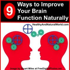 9 Ways to Improve Your Brain Function Naturally