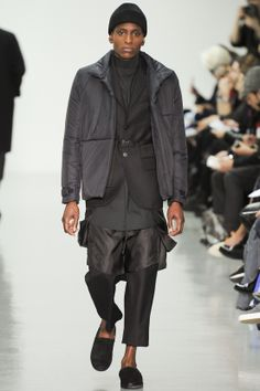 See all the Collection photos from Agi & Sam Autumn/Winter 2014 Menswear now on British Vogue Fashion Show Collection, Designer Collection, Vogue Paris, Fall Winter 2014, Fall 14, Fashion Lookbook, Beautiful Outfits, Black Men, Autumn Fashion