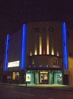 Rio Cinema, London   Flickr - Photo Sharing!
