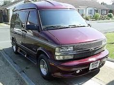 「purple chevrolet astro」の画像検索結果