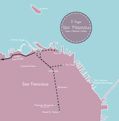 3 Tage – San Francisco – 1. Tag–Powell Str. Station, Cable Cars, Pinecrest Restaurant, Streetcar-F-Linie, Duck Tours, Pier 39, IN-N-OUT Burger, Coit Tower- DieFernwehFamilie