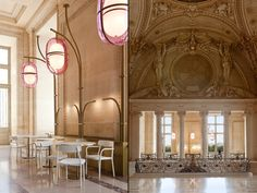 Café Mollien by Mathieu Lehanneur, Paris – France » Retail Design Blog