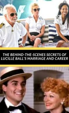 The Behind-the-Scenes Secrets of Lucille Ball's Marriage and Career Big Music, How To Be Likeable, Lucille Ball, Weird World, Latest Pics, Weird Facts, Funny People, Behind The Scenes, The Secret