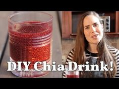How to Make Your Own Chia Seed Drink | Mama Natural