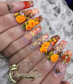 Opting for bright colours or intricate nail art isn't a must anymore. This year, nude nail designs are becoming a trend. Here are some nude nail designs. Crazy Nails, Dope Nails, Fancy Nails, Bling Nails, 3d Nails, Swag Nails, Grunge Nails, Rhinestone Nails, Coffin Nails