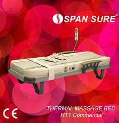 """SPAN SURE Medical Instruments Pvt. Ltd. is one of the leading company in the Thermal Massage Beds, Healthcare & Medical Equipment .SPANSURE Medical Instruments Pvt Ltd. is the first company to introduce Super Thermal Massage Bed that contains super natural """"Jade stone"""". Jade Stones emits Far Infrared Rays when heated by helium bulbs, Far Infra-red heat penetrates deep into the body up to 10 centimeters and gives ultimate benefits to the human body."""