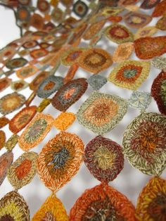 Sophie Digard Scarf @ Onabee   Flickr - Photo Sharing!