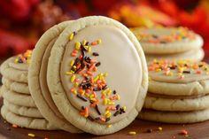 Recipe: Soft Maple Sugar Cookies