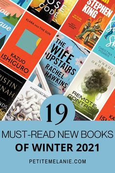 Here are Must-Read new book releases of Winter 2021! Check out the exciting new books to read this winter! Love romance novels? Thrillers/Suspense novels? Fiction books? Science-fiction stories? These are the most anticipated new book releases of Winter 2021! Fiction Stories, Fiction Books, New Books, Books To Read, Books New Releases, Thrillers, Read News, Romance Novels, Science Fiction