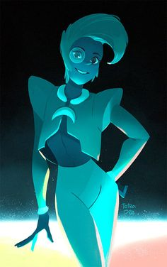 Moonstone(now we know it's Zircon) | Steven Universe | Know Your Meme