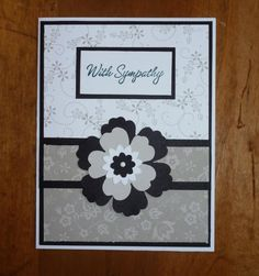 Sympathy cards by Carolynn - Cards and Paper Crafts at Splitcoaststampers