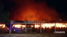 'Outrageous act of stupidity' Parking fine may have sparked Liverpool Council Chambers inferno - 9news.com.au #757Live