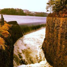 Lake Tuscaloosa Dam