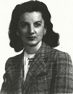 Chicago Tribune food editor Ruth Ellen Church, AKA Mary Meade