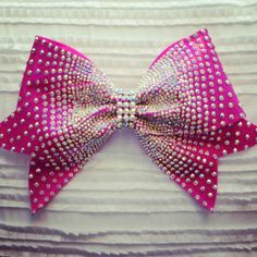 The Barbie Bow by TheBowToLove on Etsy, $60.00