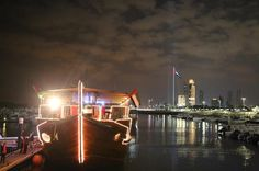 Dhow Dinner Cruise from Abu Dhabi  Embark on a 2-hour traditional double-decker 'dhow' cruise along Marina creek to Al Lulu Island. This 5-star dinner cruise aboard the wooden boat includes an international buffet prepared by Le Meridien Hotel Abu Dhabi and provides amazing panoramic views of the Emirates coastline and illuminated neighborhoods.Hop aboard a traditional wooden double-decker 'dhow' boat to take a 2-hour dinner cruise along Abu Dhabi's creek. Embarkation at Abu D...