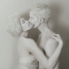 """Sculptured"" — Photographer: Aleah Michele​Model: Aleah and Tyler Ford"