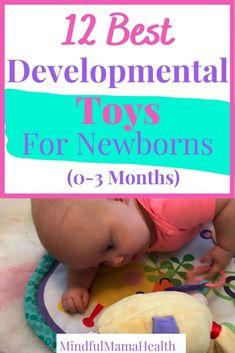 Must Have best Developmental toys for newborn babies.  These sensory toys for newborns are the best montessori style educational toys. These top learning toys for newborns are stimulating for development.  #toysfornewborns #babydevelopment #babiesfirstyear Gifts For Newborn Boy, Newborn Toys, Toys For Newborns, Diy Sensory Toys, Baby Sensory, Montessori Toys, Montessori Bedroom, Montessori Toddler, First Birthday Gifts Girl
