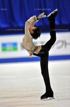 Yuzuru Hanyu, DECEMBER 24, 2011 - Figure Skating : Yuzuru Hanhu competes men's free skating during All Japan Figure Skating Championships at Namihaya Dome in Osaka, Japan.  (Photo by AFLO)