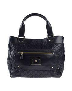 ANYA HINDMARCH Handbag. #anyahindmarch #bags #shoulder bags #hand bags #leather