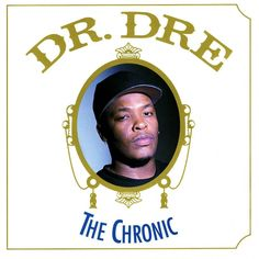Dr. Dre The Chronic [PA] Vinyl Record LP Death Row USA New SEALED