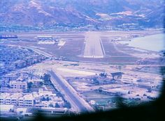 Kai Tak Airport, Air Photo, Airplane View, Hong Kong, 19th Century, Aviation, Aircraft, The Past, Around The Worlds