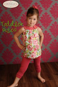 I will have to carry on the family tradition of making clothes for my daughter.