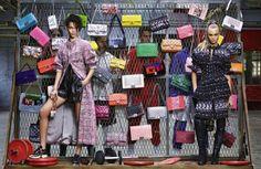 OH BOY…  Muero al ver la campaña completa de Chanel Fall 2014 Simplemente Karl Lagerfeld me sorprende más y más cada temporada en todo lo que hace! Para ver la campaña completa da click en el post ;) #Chanel #Fall2014 #Campaign #KarlLagerfeld #CaraDelevigne #BinxWalton Pretty in Pink: FALL 2014 CAMPAIGN: CHANEL