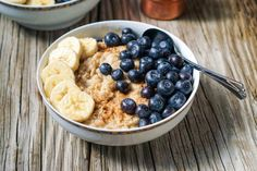 Mix half a cup of blueberries into your morning cereal