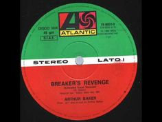 Arthur Baker-Breaker's Revenge (1984). The Rocksteady Crew vs. NYC Breakers footage that this is used as a soundtrack for in the movie Beat Street is some of the best kinetic human movement ever captured on film.