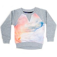 add fabric to sweatshirt