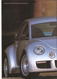 Volkswagen New Beetle RSI Ad